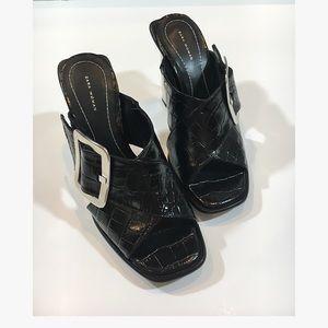 Zara Woman Black Heels
